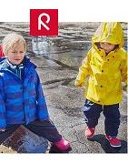 Детская демисезонная одежда Reima для мальчиков до 3 лет