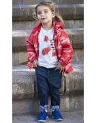 Детская демисезонная одежда Reima для девочек до 5 лет
