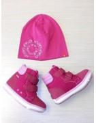 Детская демисезонная обувь Reima для девочек до 5 лет
