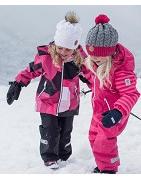 Детские зимние аксессуары Reima для девочек до 5 лет - Купить недорого